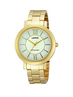 lorus-gold-tone-sparkly-face-ladies-watch