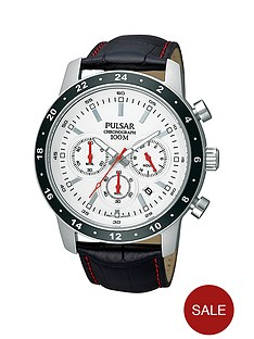 pulsar-chronograph-leather-strap-mens-watch
