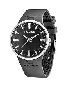 police-dakar-black-rubber-strap-mens-watch