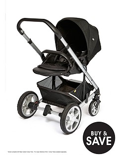 joie-chrome-plus-pushchair