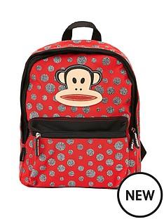 paul-frank-glitter-spot-backpack