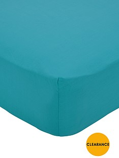 silentnight-pure-cotton-180-thread-count-fitted-sheet-28cm