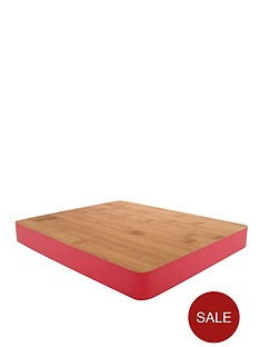 mason-cash-bamboo-butchers-block-red