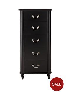 bunbury-5-drawer-narrow-chest