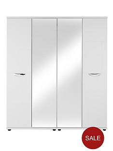consort-naxos-4-door-central-mirrored-wardrobe