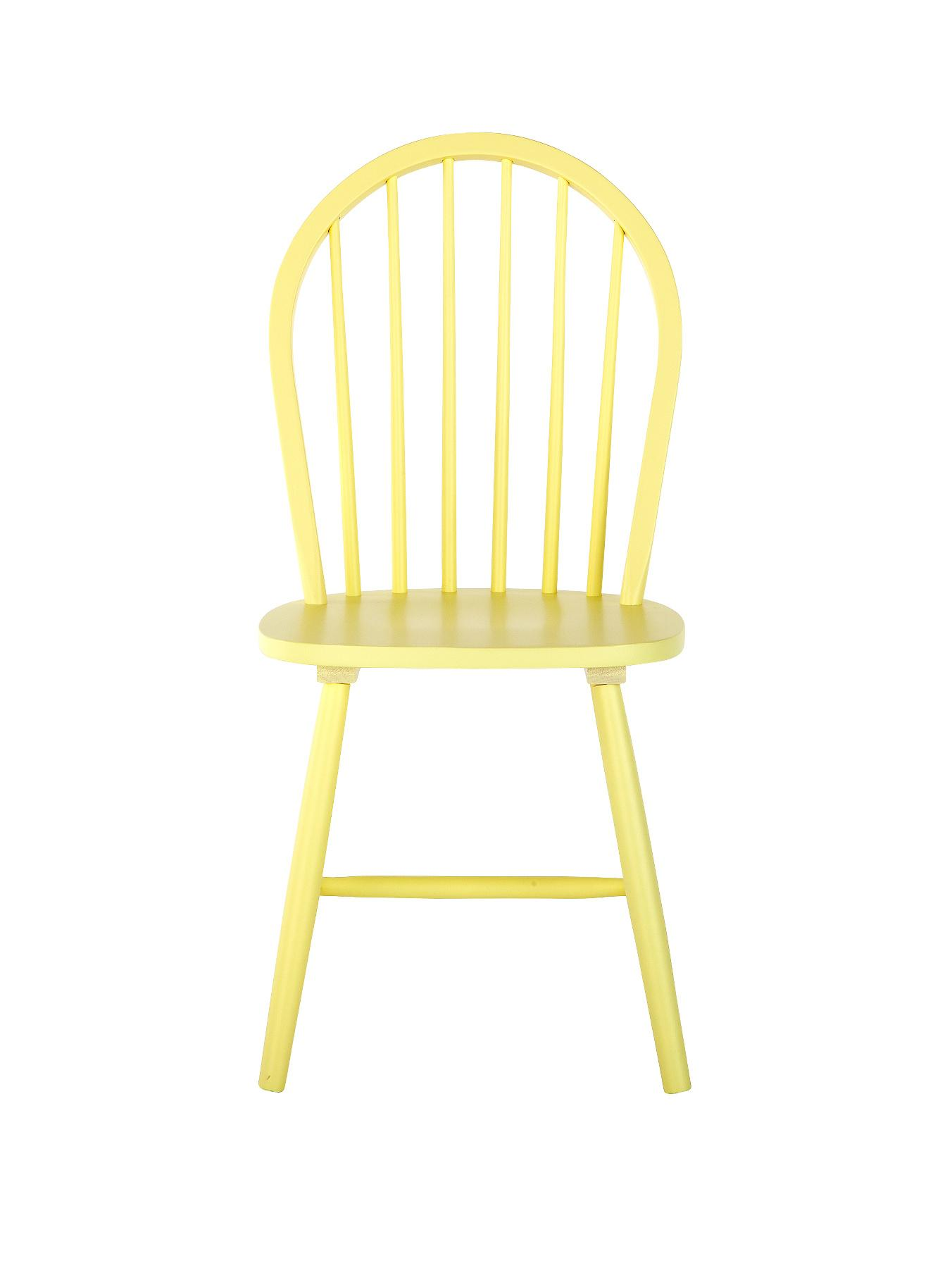 Daisy Chair - Yellow, Yellow