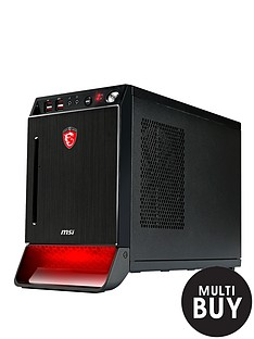 msi-nightblade-b85-intelreg-pentiumreg-processor-8gb-ram-1tb-hard-drive-gaming-desktop-base-unit-nvidia-geforce-gt-730-4gb-dedicated-graphics-with-optional-microsoft-office--blackred