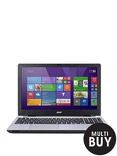 acer-v3-572-intelreg-coretrade-i7-processor-6gb-ram-1tb-hard-drive-wi-fi-156-inch-laptop-with-optional-microsoft-office-365-personal--silver