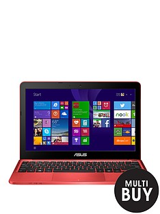 asus-x205ta-intelreg-atomtrade-processor-2gb-ram-32gb-hard-drive-wi-fi-116-inch-laptop-red