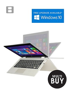 toshiba-l10w-b-102-intelreg-pentiumreg-processor-4gb-ram-500gb-hdd-wi-fi-116-inch-touchscreen-2-in-1-laptop-silver