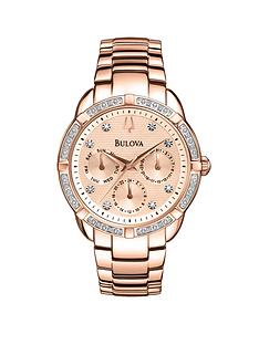 bulova-diamond-dial-and-bezel-rose-gold-tone-ladies-watch