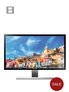 samsung-u28d590d-28-inch-led-4k-3840-x-2160-2-x-hdmi-display-port-monitor