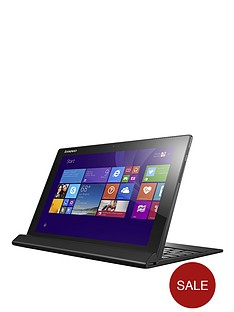lenovo-miix-3-with-keyboard-intelreg-atomtrade-processor-2gb-ram-32gb-storage-wi-fi-101-inch-touchscreen-2-in-1-laptop--black