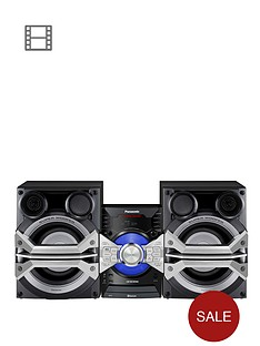 panasonic-sc-akx58eb-k-1500w-mini-hi-fi-black-with-wireless-streaming-via-bluetooth