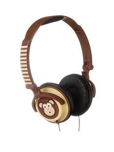 kitsound-monkey-on-ear-headphones-brown