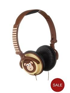 kitsound-monkey-on-ear-headphones-brown