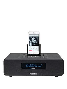 roberts-bluetune65-dab-fm-bluetooth-speaker-digital-radio-black