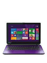 L50 D-B-16T AMD E1 Processor, 6Gb RAM, 1Tb Hard Drive, Wi-Fi, 15.6 inch Laptop- Purple