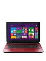 L50 D-B-16R AMD E1 Processor, 6Gb RAM, 1Tb Hard Drive, Wi-Fi, 15.6 inch Laptop - Red
