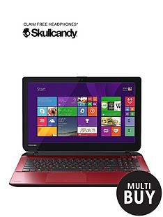 toshiba-l50-d-b-16r-amd-e1-processor-6gb-ram-1tb-hard-drive-wi-fi-156-inch-laptop-red