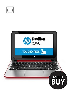 hp-pavilion-360-11-n012na-intelreg-celeronreg-processor-4gb-ram-500gb-hard-drive-wi-fi-bgn-bt-116-inch-touchscreen-2-in-1-laptop-red
