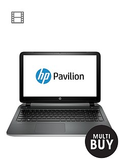 hp-pavilion-15-p251na-amd-a10-processor-12gb-ram-2tb-hard-drive-wi-fi-bgn-bt-156-inch-laptop-with-optional-microsoft-office-365-personal-silver