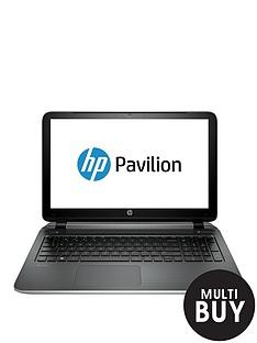 hp-pavilion-15-p264na-amd-a10-processor-8gb-ram-1tb-hard-drive-wi-fi-bgn-bt-156-inch-laptop-with-optional-microsoft-office-365-personal-silver
