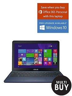 asus-x205ta-intelreg-atomtrade-processor-2gb-ram-32gb-storage-wi-fi-116-inch-laptop-with-microsoft-office-365-personal--black