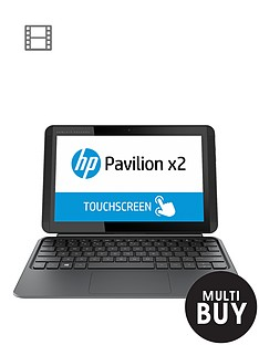 hp-pavilion-x2-10-k008na-intelreg-atomtrade-processor-2gb-ram-32gb-ssd-hard-drive-wi-fi-10-inch-touchscreen-2-in-1-laptop