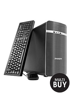 zoostorm-amd-a10-processor-8gb-ram-2tb-hard-drive-wi-fi-desktop-base-unit-with-optional-microsoft-office-365-personal-black
