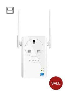 tp-link-n300-range-extender-with-pass-through