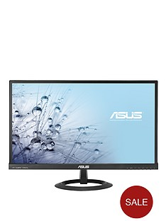 asus-vx239h-23-inch-widescreen-super-slim-bezel-led-monitor-black