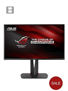 asus-pg278q-rog-swift-27-inch-g-sync-144hz-gaming-widescreen-led-slim-bezel-monitor-blackred