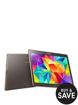 samsung-galaxy-tab-s-105-inch-quad-core-processor-3gb-ram-16gb-storage-wi-fi-touchscreen-tablet-bronze