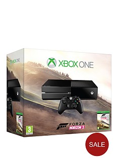 xbox-one-console-and-forza-horizon-2-with-optional-3-or-12-months-xbox-live