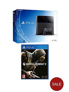 playstation-4-console-with-mortal-kombat-x-and-optional-3-or-12-months-playstation-plus