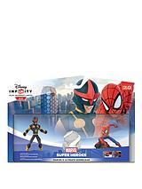 2.0 - Spider Man Playset Pack
