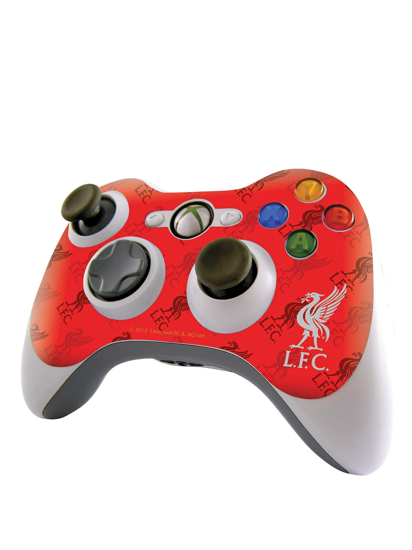 Official Liverpool FC Controller Skin at Littlewoods