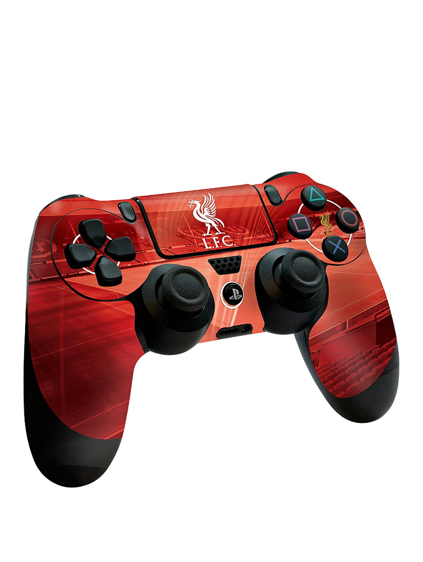 Official Liverpool FC PS4 Controller Skin at Littlewoods