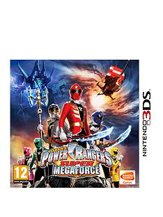 nintendo-3ds-power-rangers-mega-force