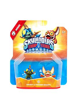 skylanders-trap-team-drobit-and-trigger-snappy-mini-2-pack