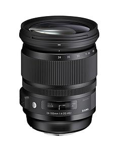 sigma-24-105-mm-f40-dg-a-os-hsm-nikon-fit-lens-black