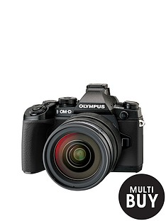olympus-om-d-e-m1-camera-with-12-40mm-lens-kit-black