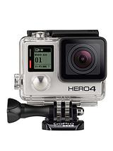 HERO4 Action Cam - Silver - 1080p/60fps