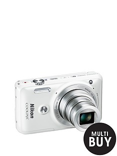 nikon-coolpix-s6900-white