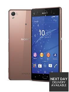 sony-xperia-z3-smartphone-copper