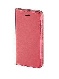 hama-iphone-6-slim-booklet-case-pink