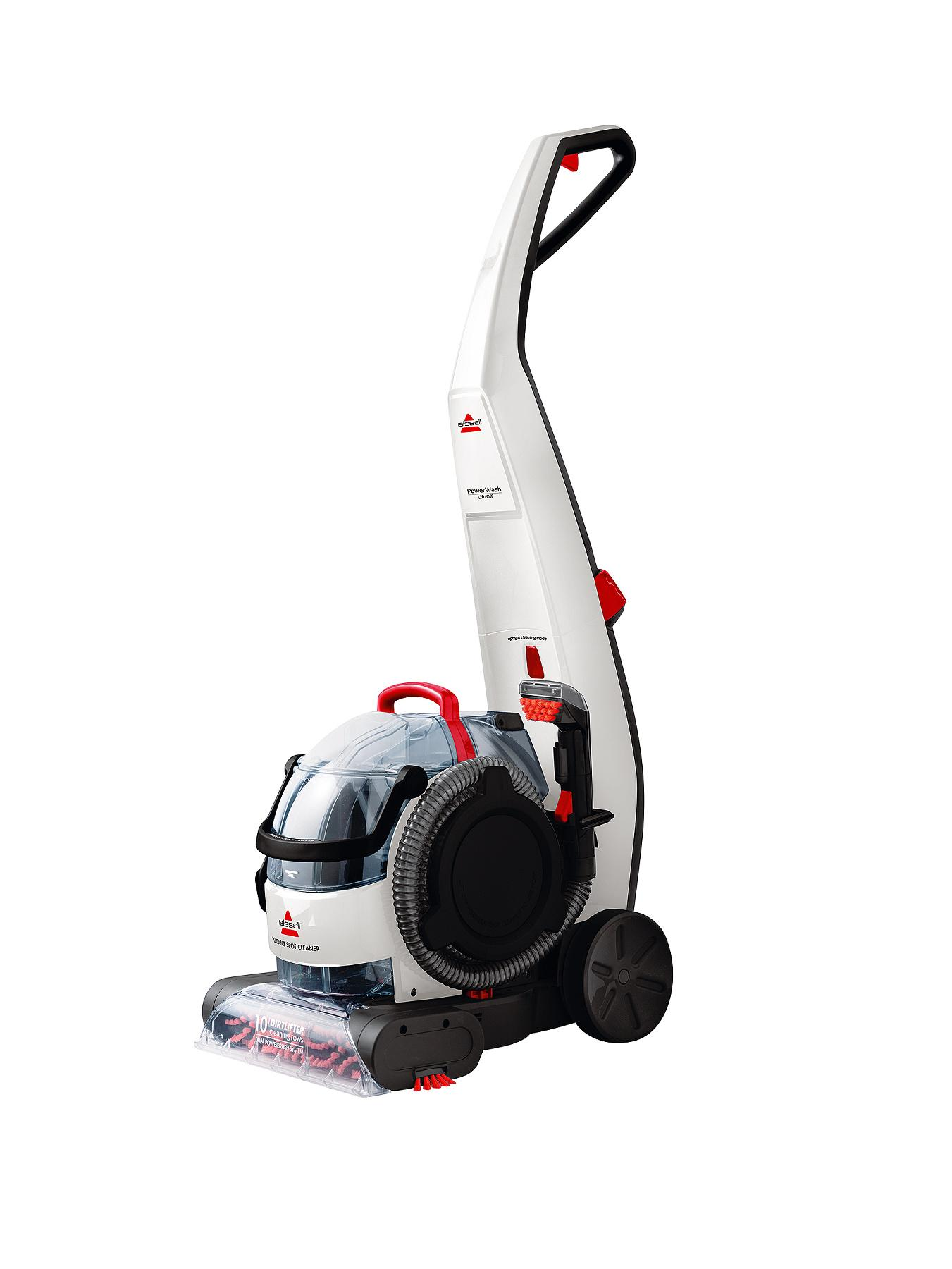 1190E Powerwash Lift Off Carpet Washer
