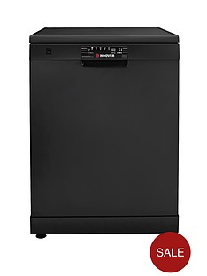 hoover-ddy062b-full-size-12-place-dishwasher-black