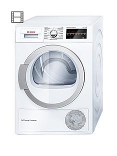 bosch-wtw85490gb-8kg-heat-pump-condenser-dryer-white